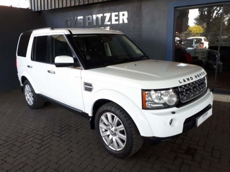 Land Rover Discovery 4 3.0 2013