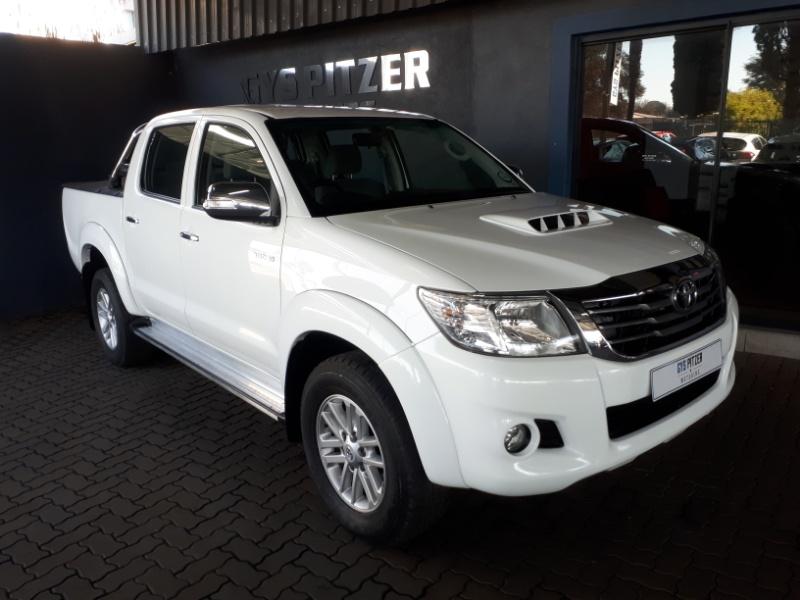 Toyota HI LUX 3.0 2014