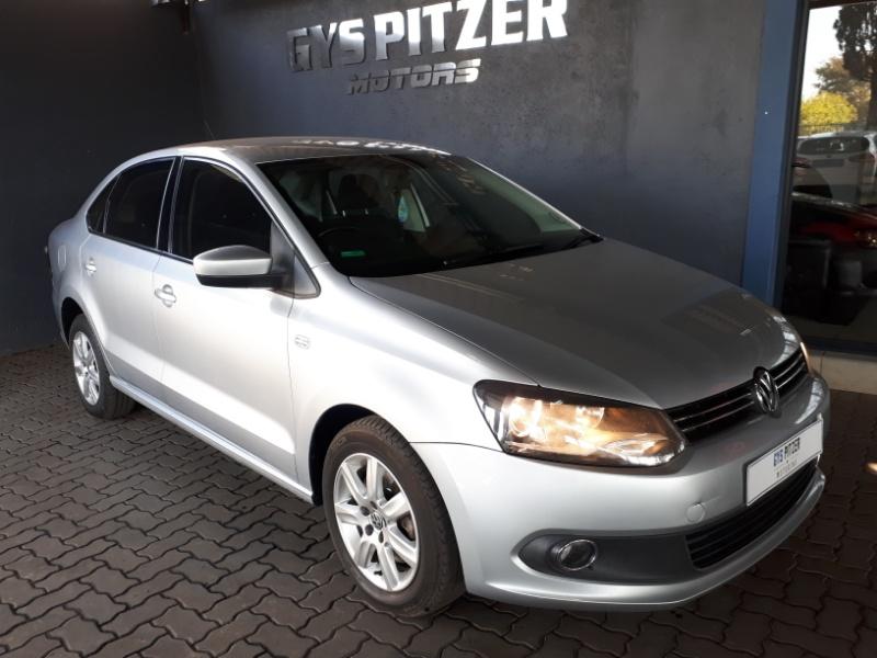 Volkswagen POLO 1.6 2014