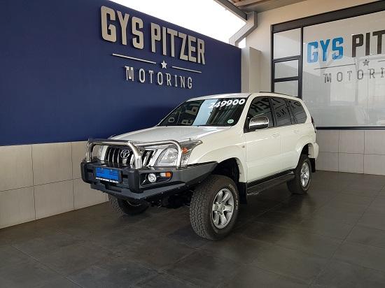 Toyota Prado Vx 4.0 2009