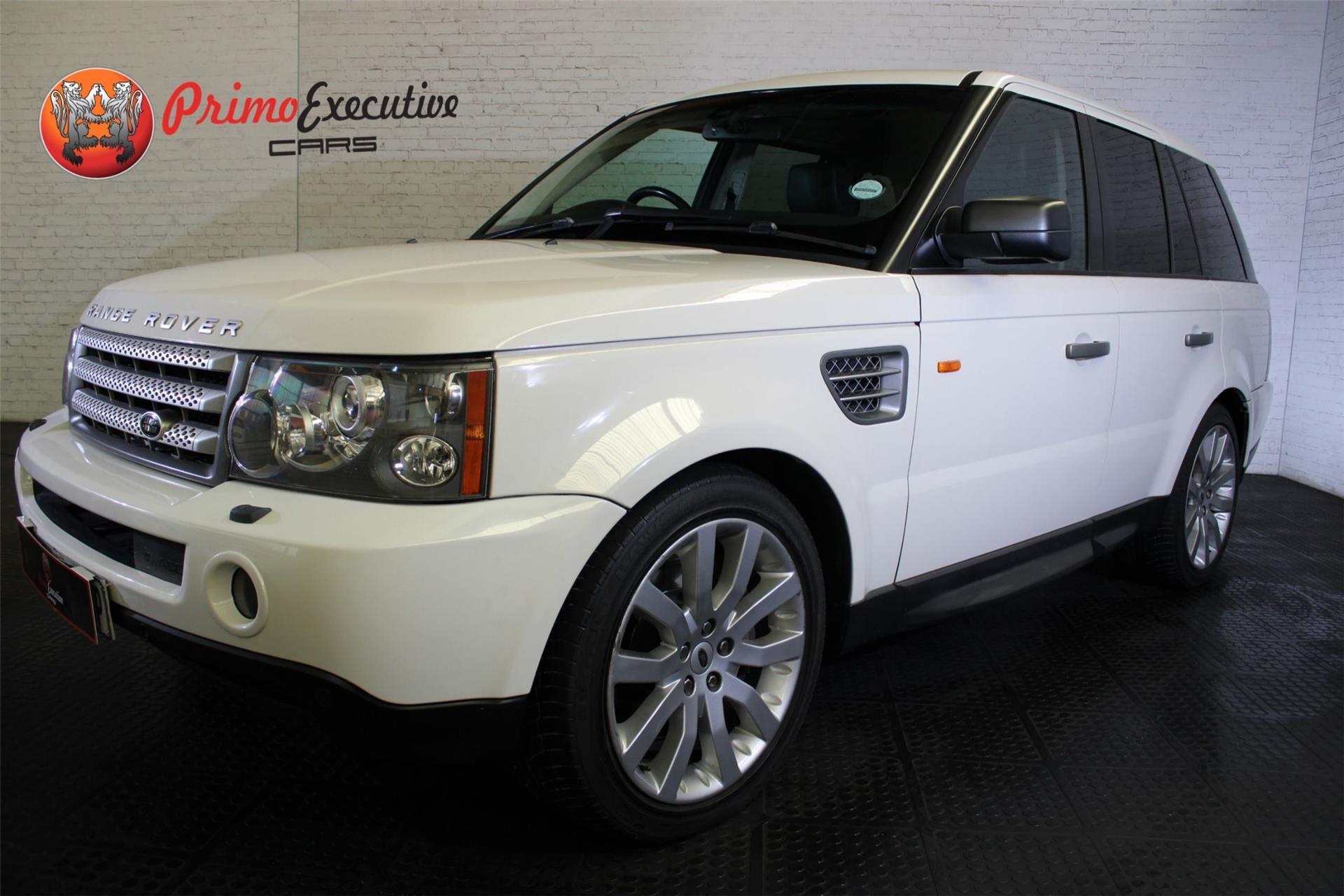 Land Rover Range Rover Sport 4.2 V8 SC