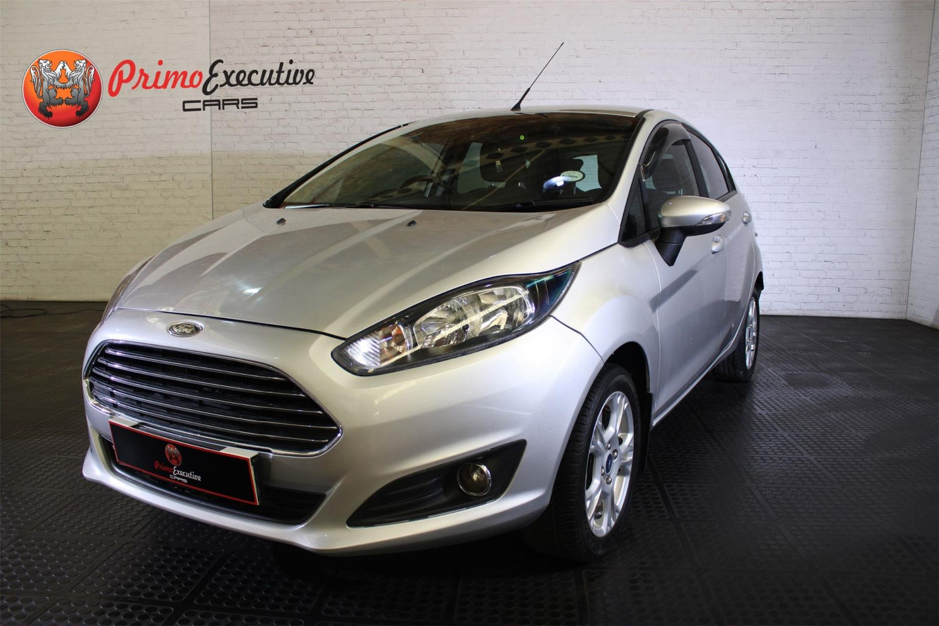 Ford Fiesta 5-door 1.6TDCi Trend