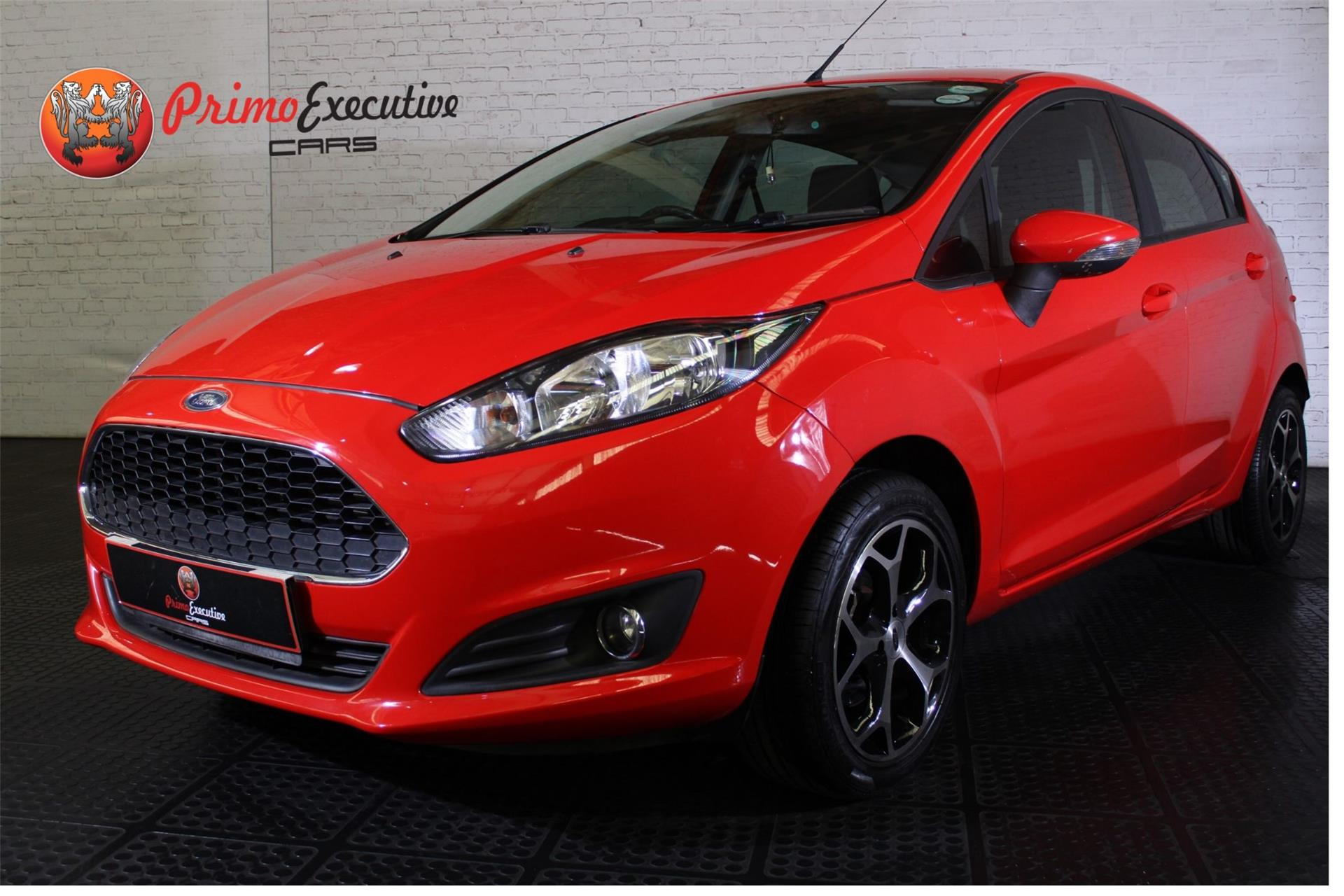 Ford Fiesta 5-door 1.0T Trend