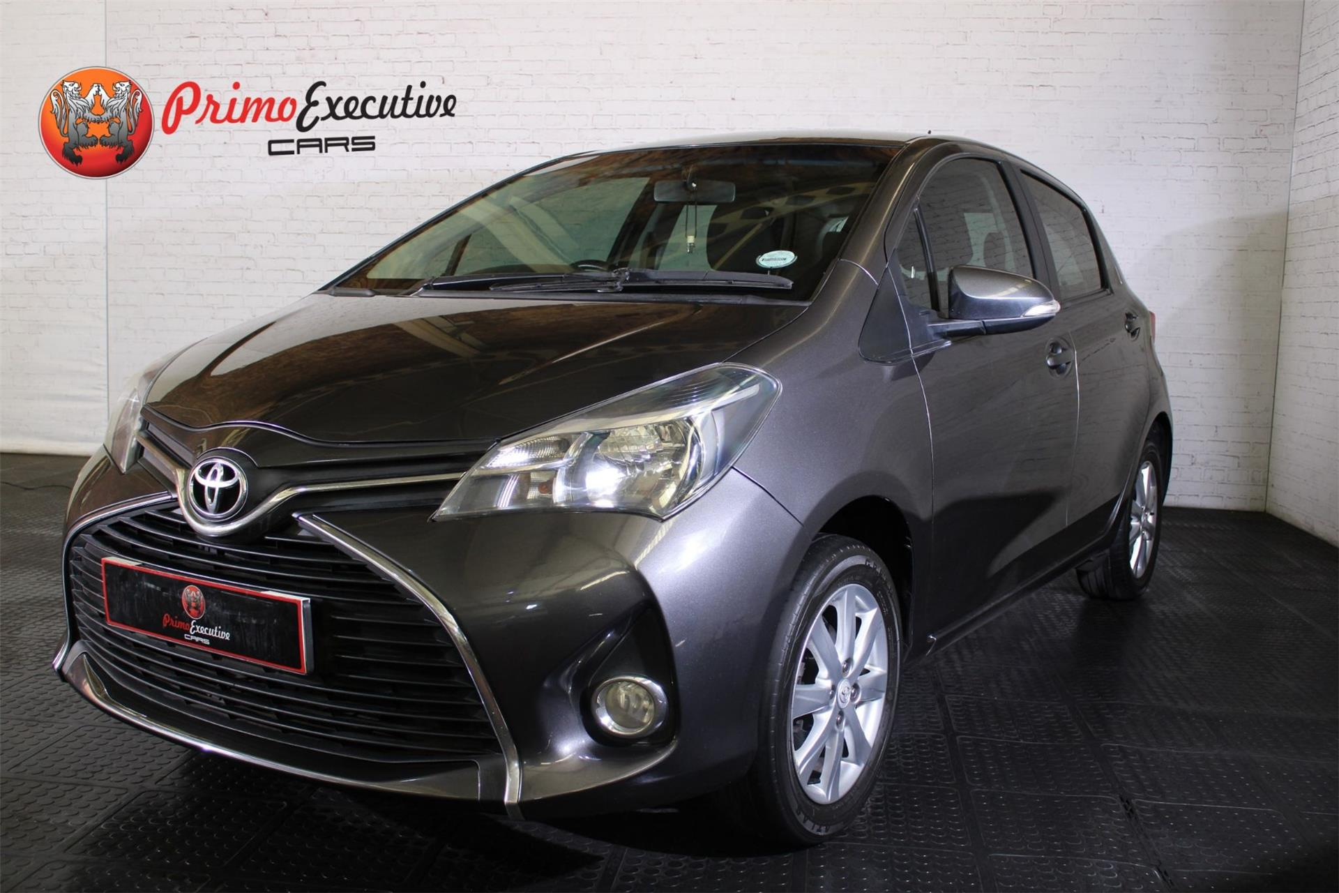 Toyota Yaris Hatch 1.3 auto