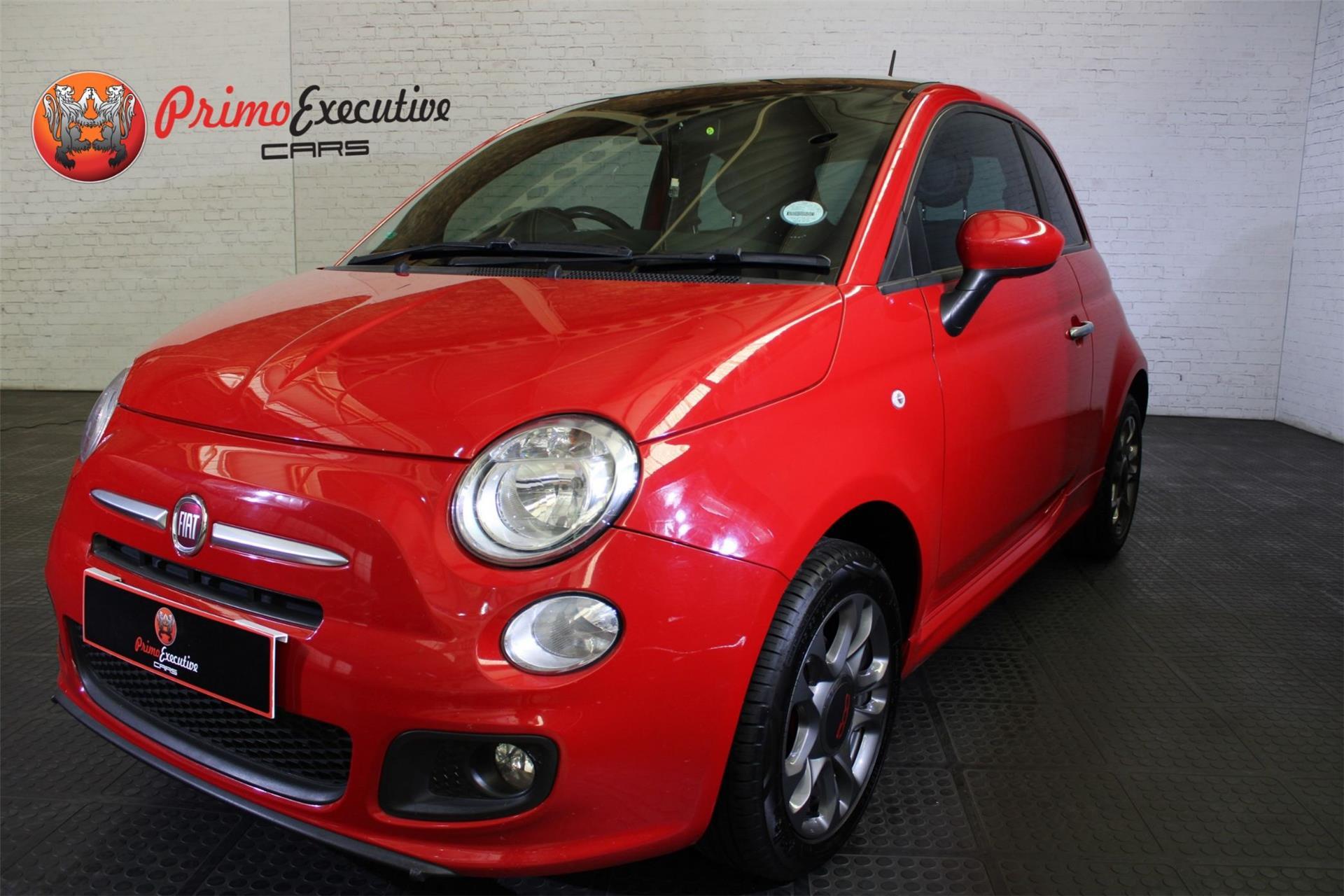 Fiat 500S 1.4