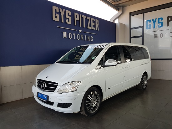 Mercedes-Benz VIANO 3.0 2014