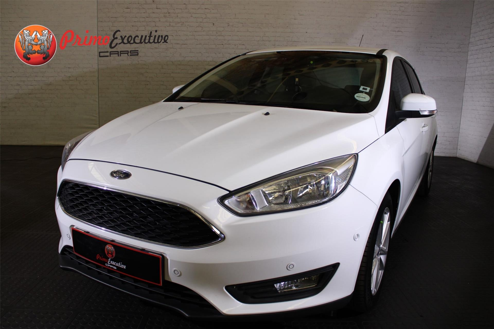 Ford Focus hatch 1.0T Trend