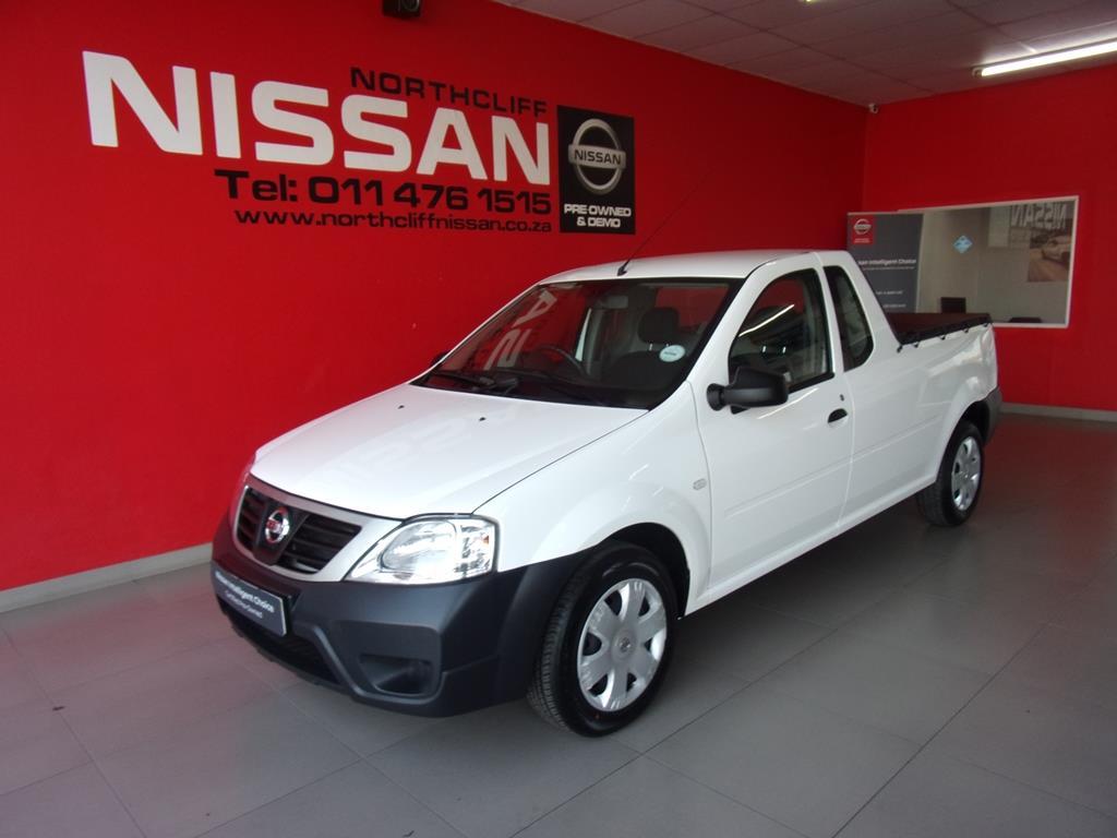 Nissan Np200 1.6 2017