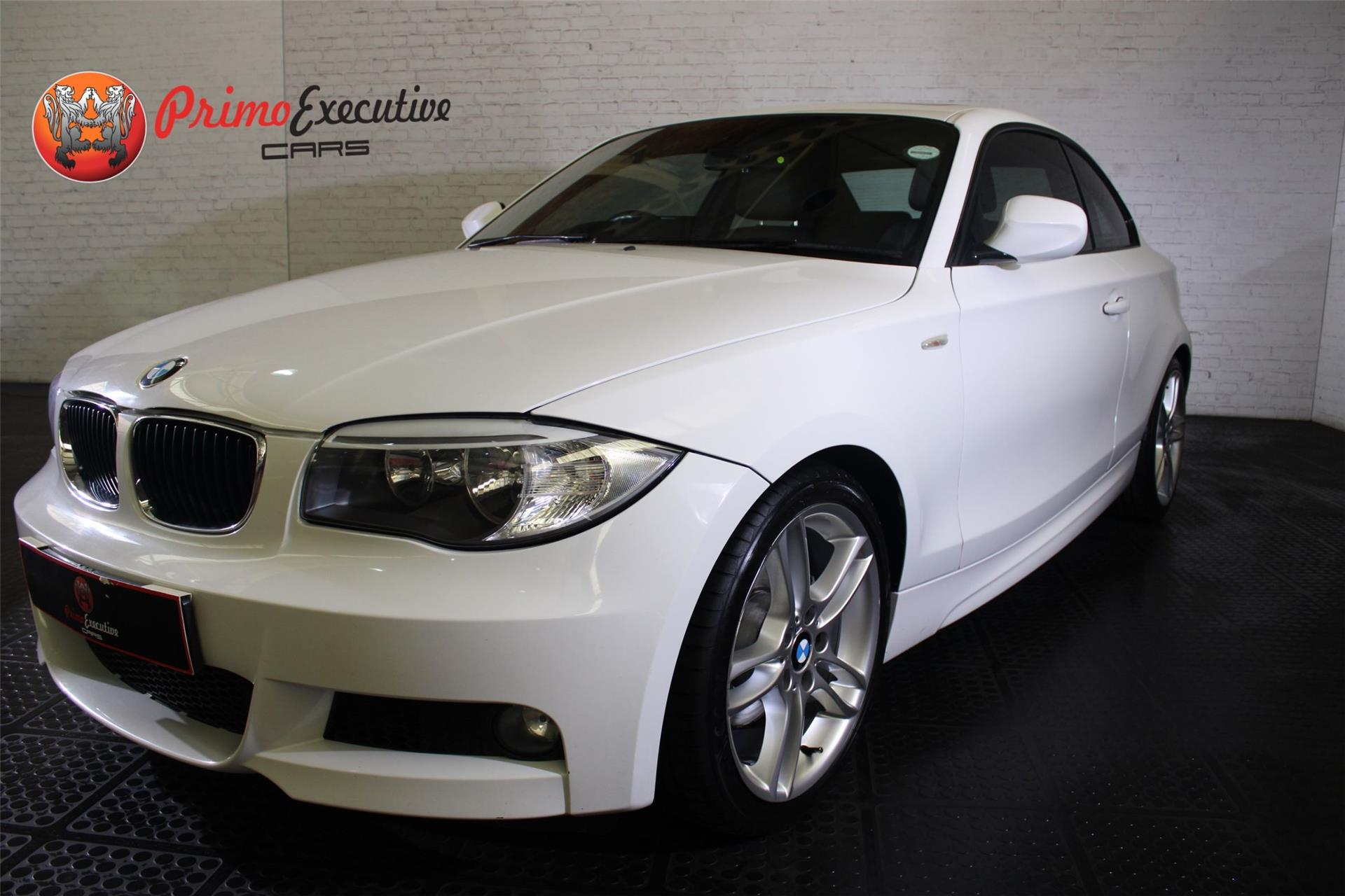 BMW 125i coupe M Sport steptronic