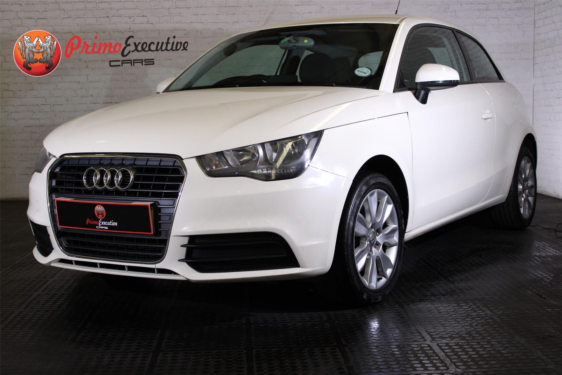 Audi A1 3-door 1.4T FSI Attraction