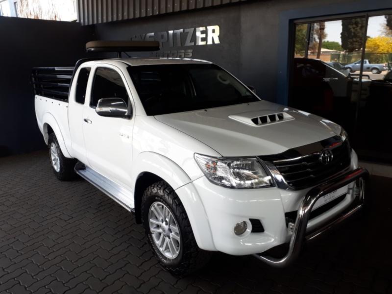 Toyota HI LUX 3.0 2012