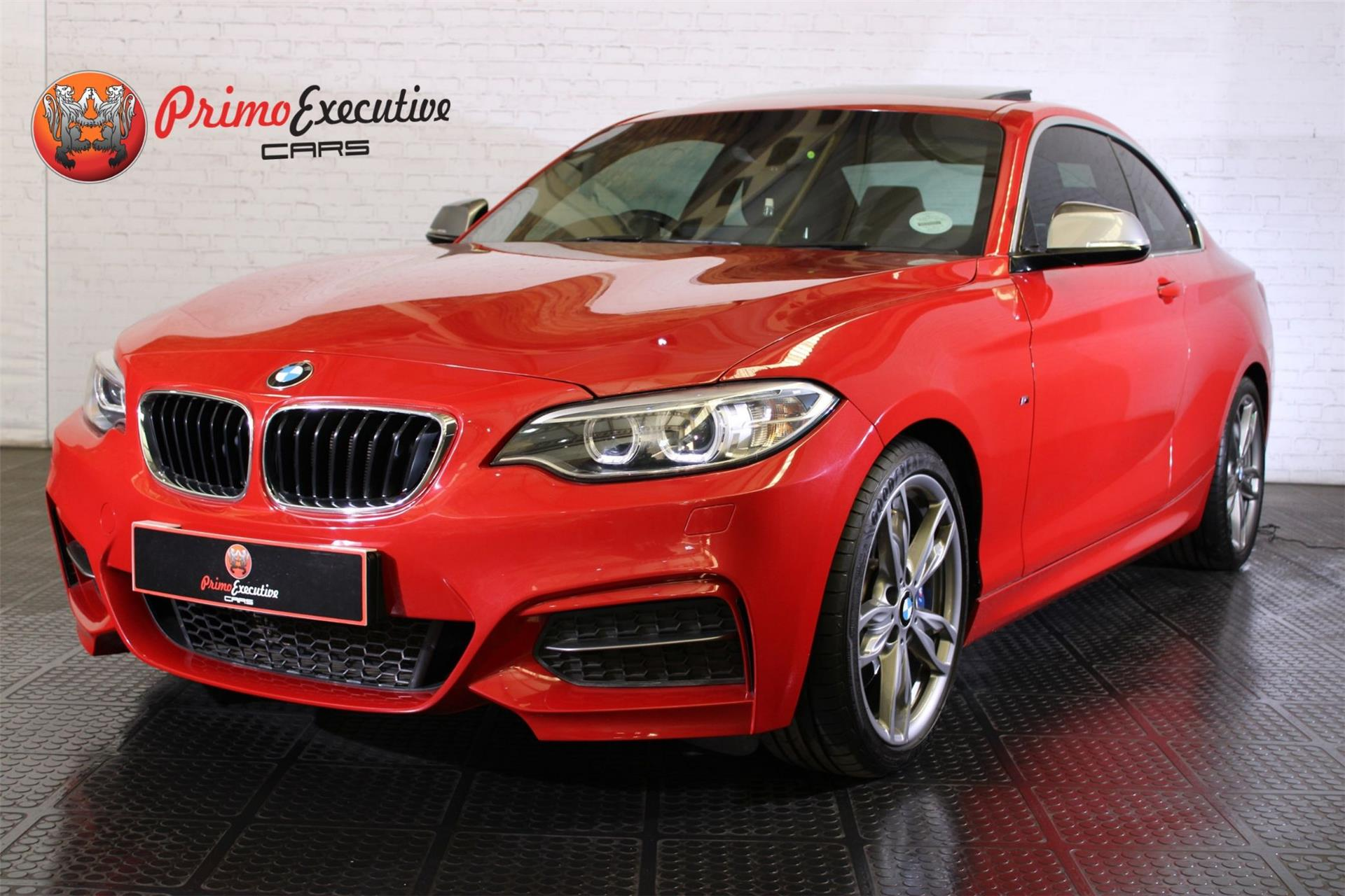 BMW 2 Series M240i coupe sports-auto