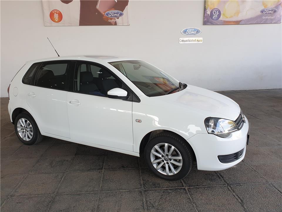 Volkswagen Polo Vivo 1.4 2015