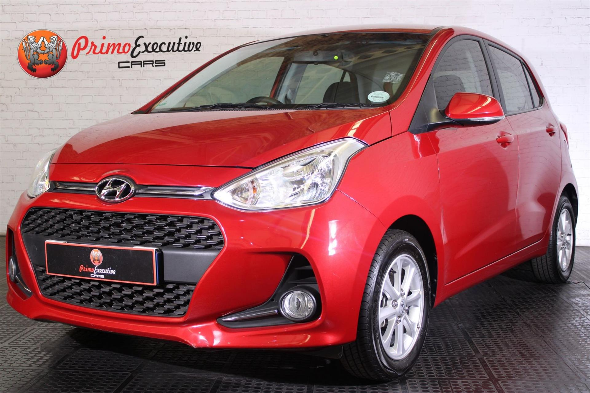 Hyundai Grand i10 1.2 Fluid auto