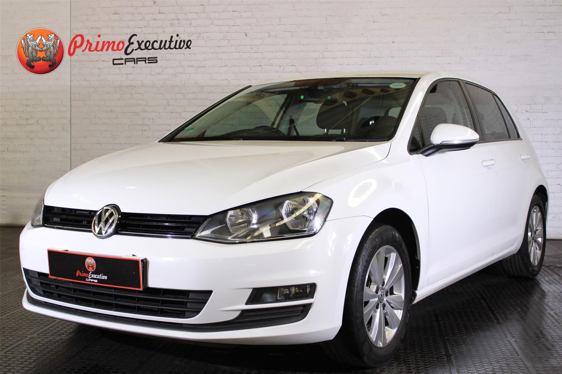 Volkswagen Golf 1.4 TSI BlueMotion Technology Comfortline