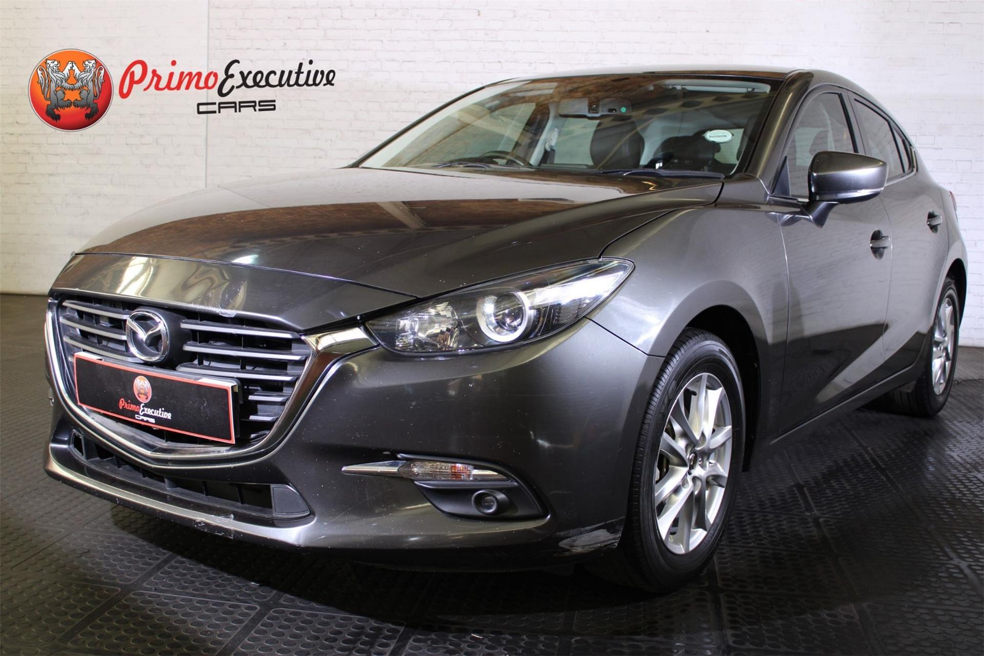 Mazda Mazda 3 hatch 1.6 Dynamic