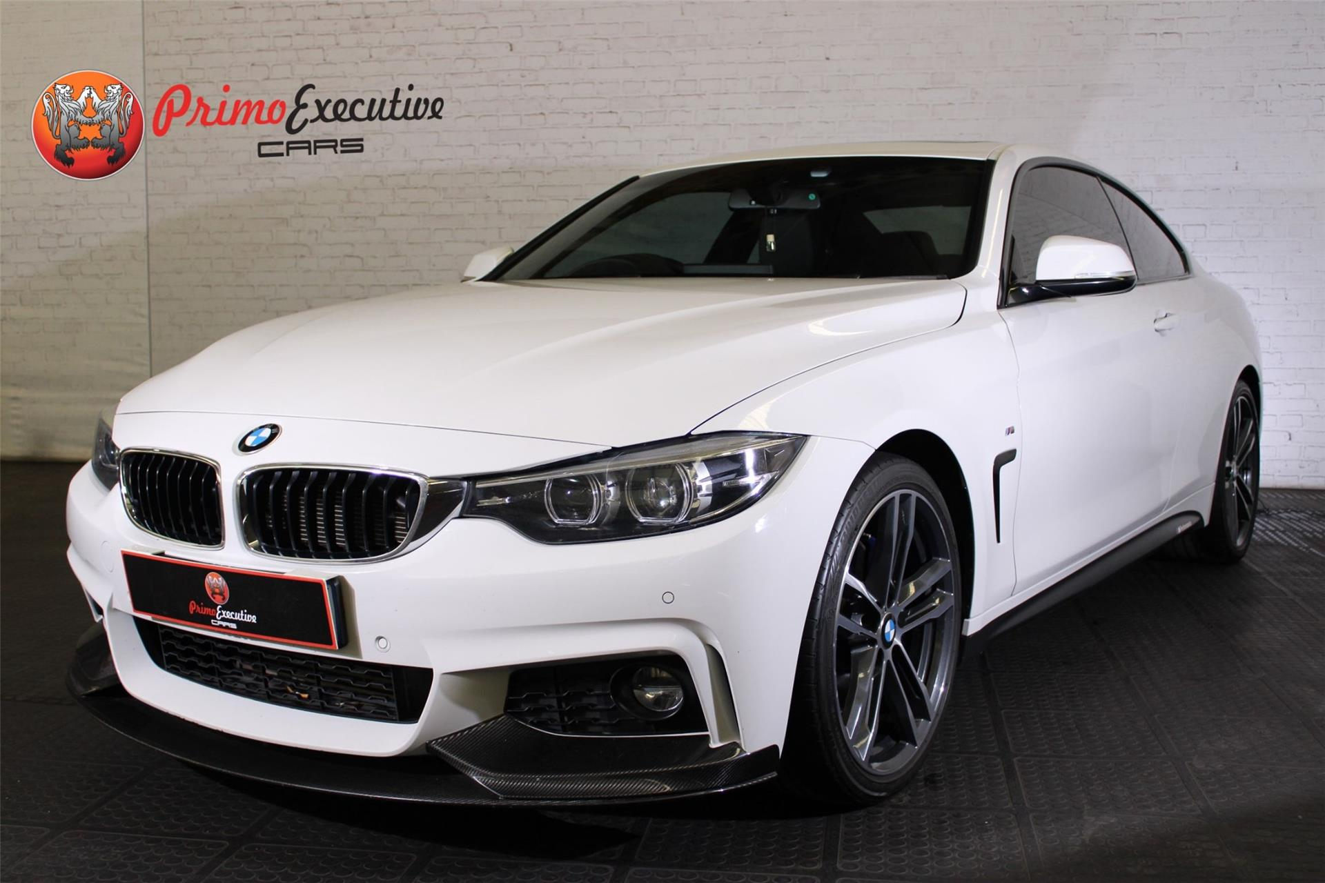 BMW 420D COUPE M SPORT A/T (F32)