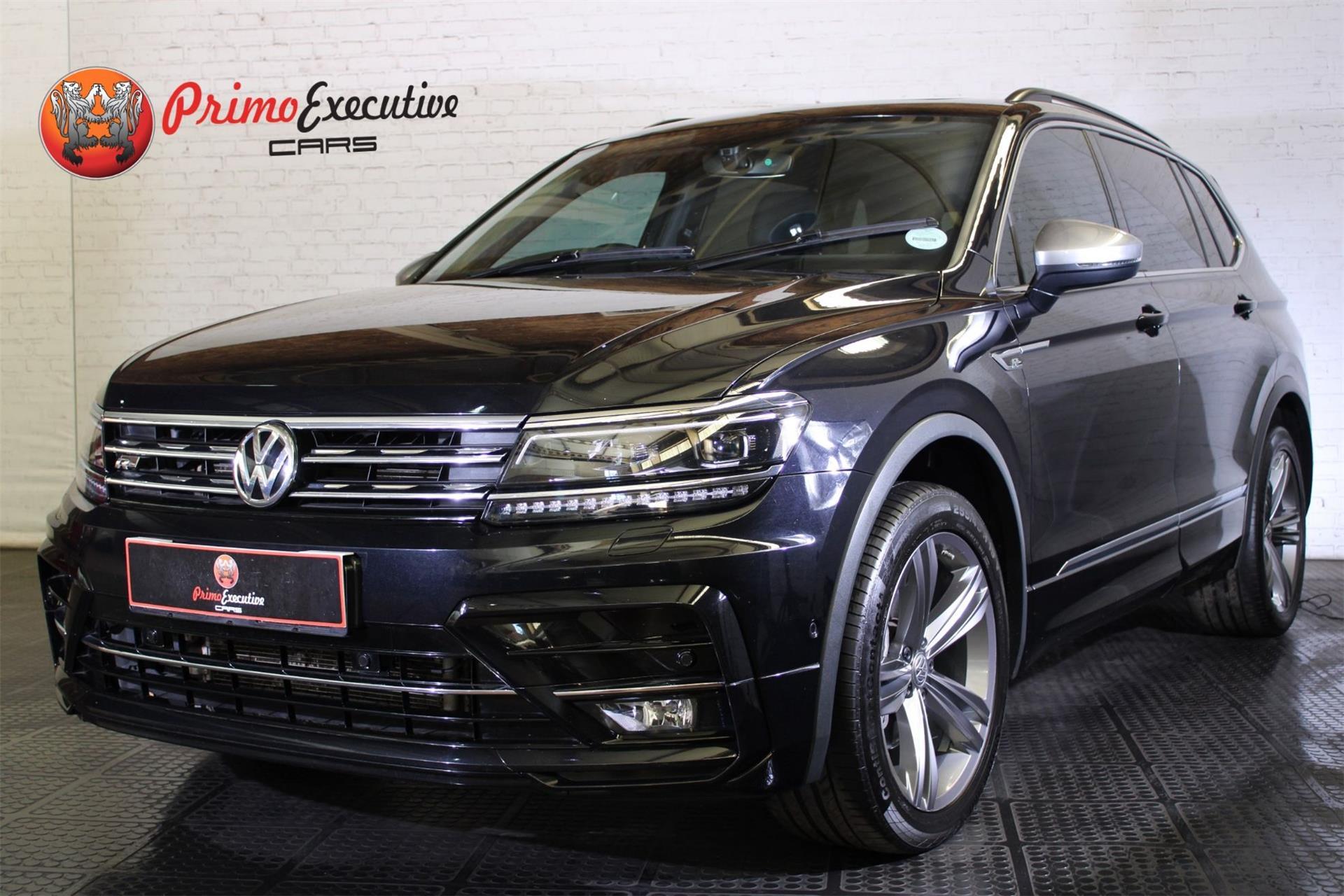 Volkswagen Tiguan Allspace 2.0TDI 4Motion Comfortline DSG