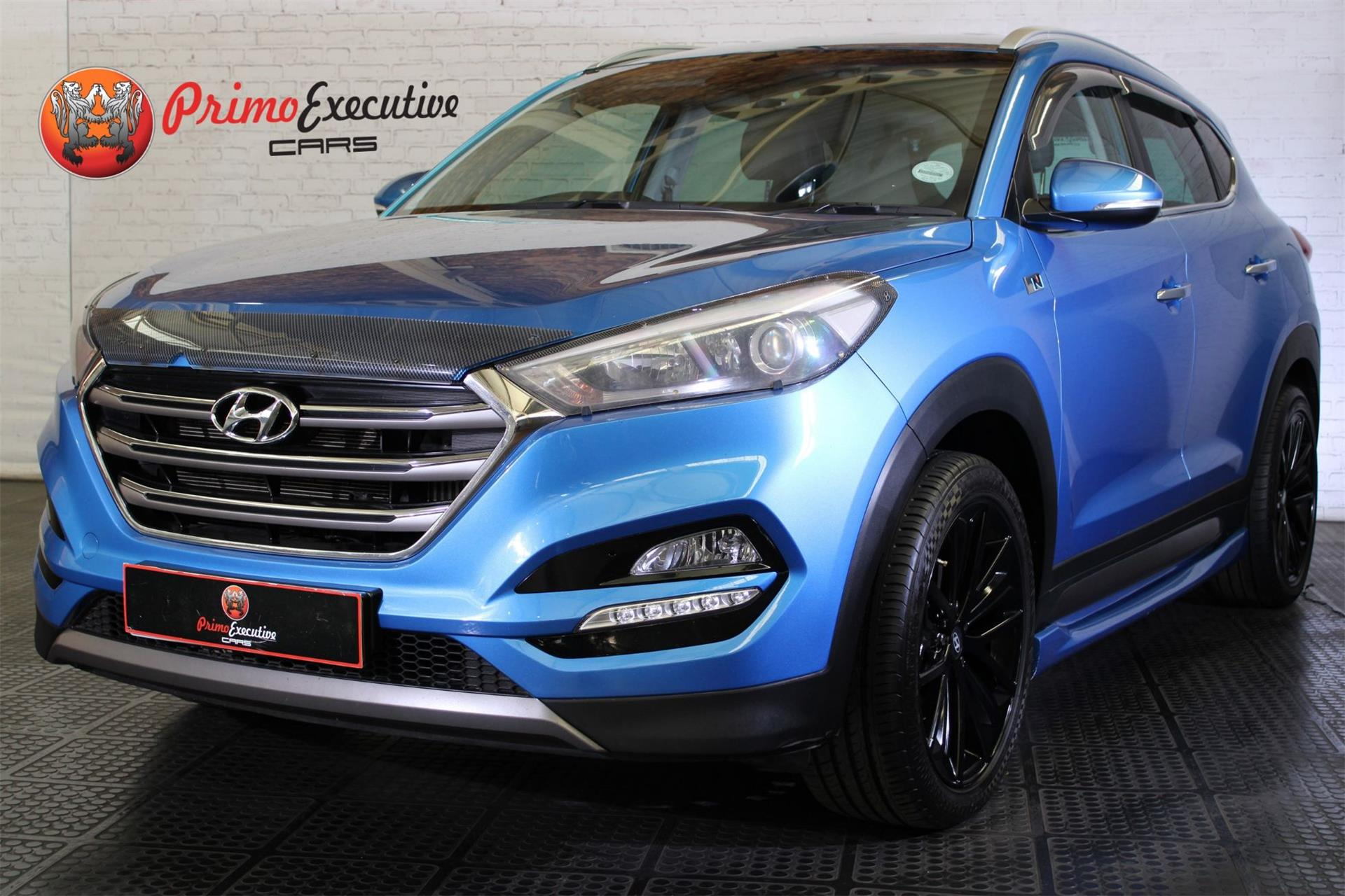 Hyundai Tucson 1.6 Turbo Executive Sport