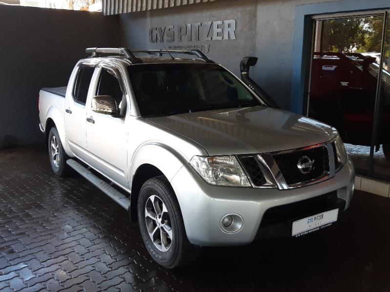 Nissan NAVARA 2.5 2013