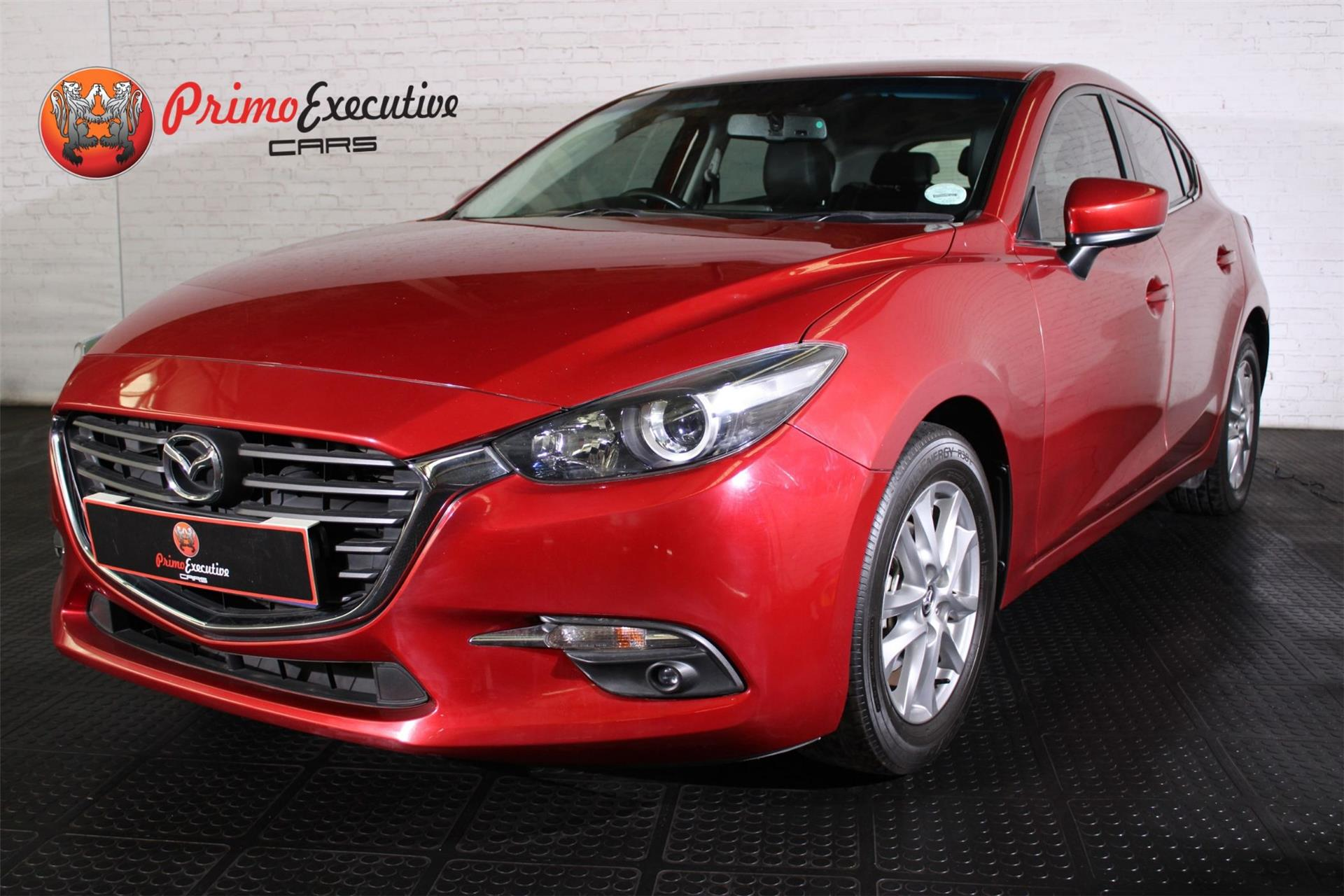 Mazda Mazda 3 hatch 1.6 Dynamic auto
