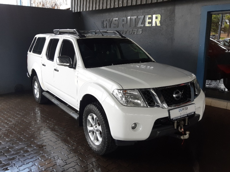 Nissan NAVARA 2.5 2015