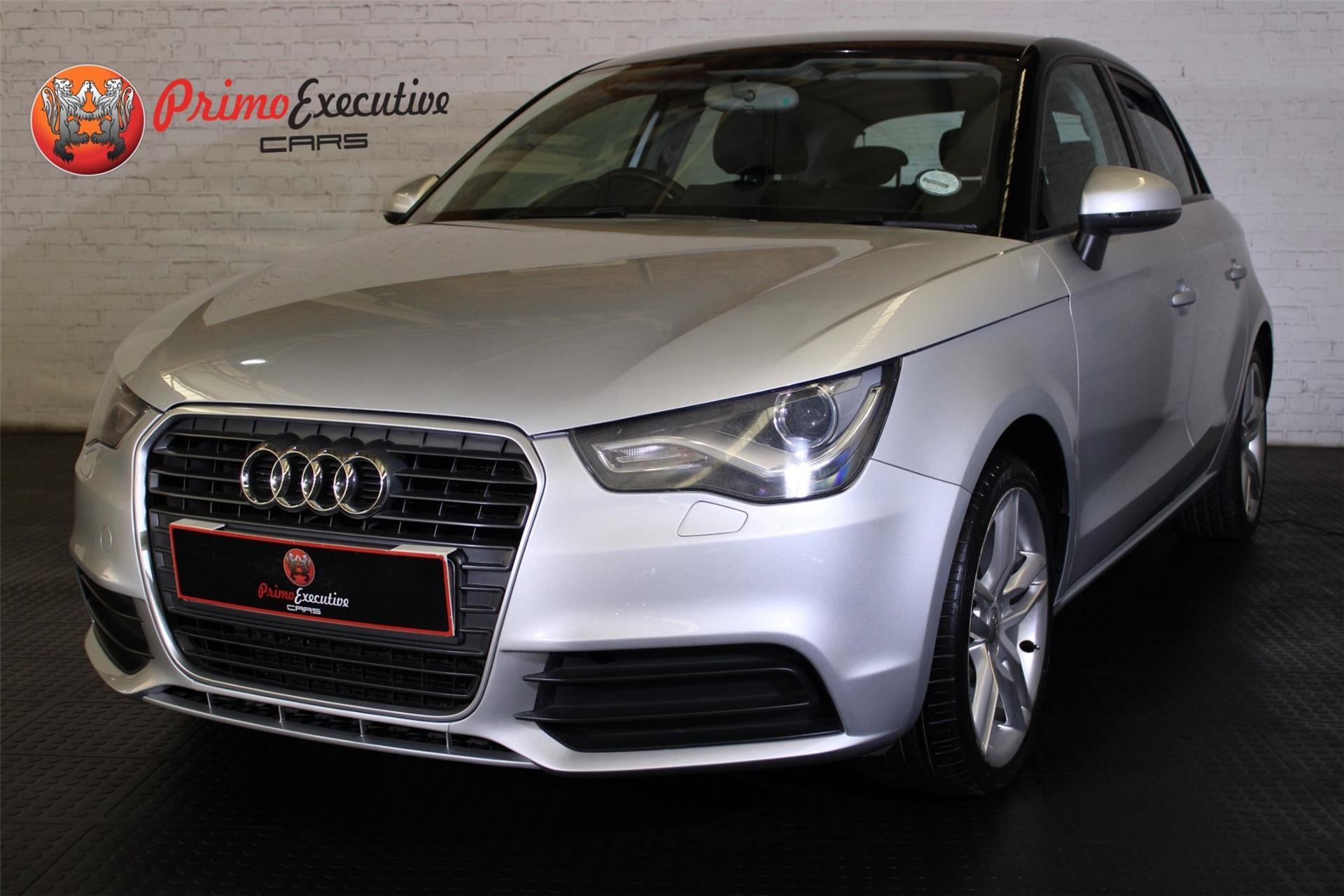 Audi A1 1.2T FSI Attraction