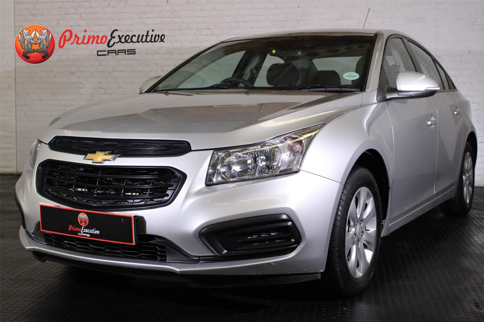 Chevrolet Cruze sedan 1.6 L