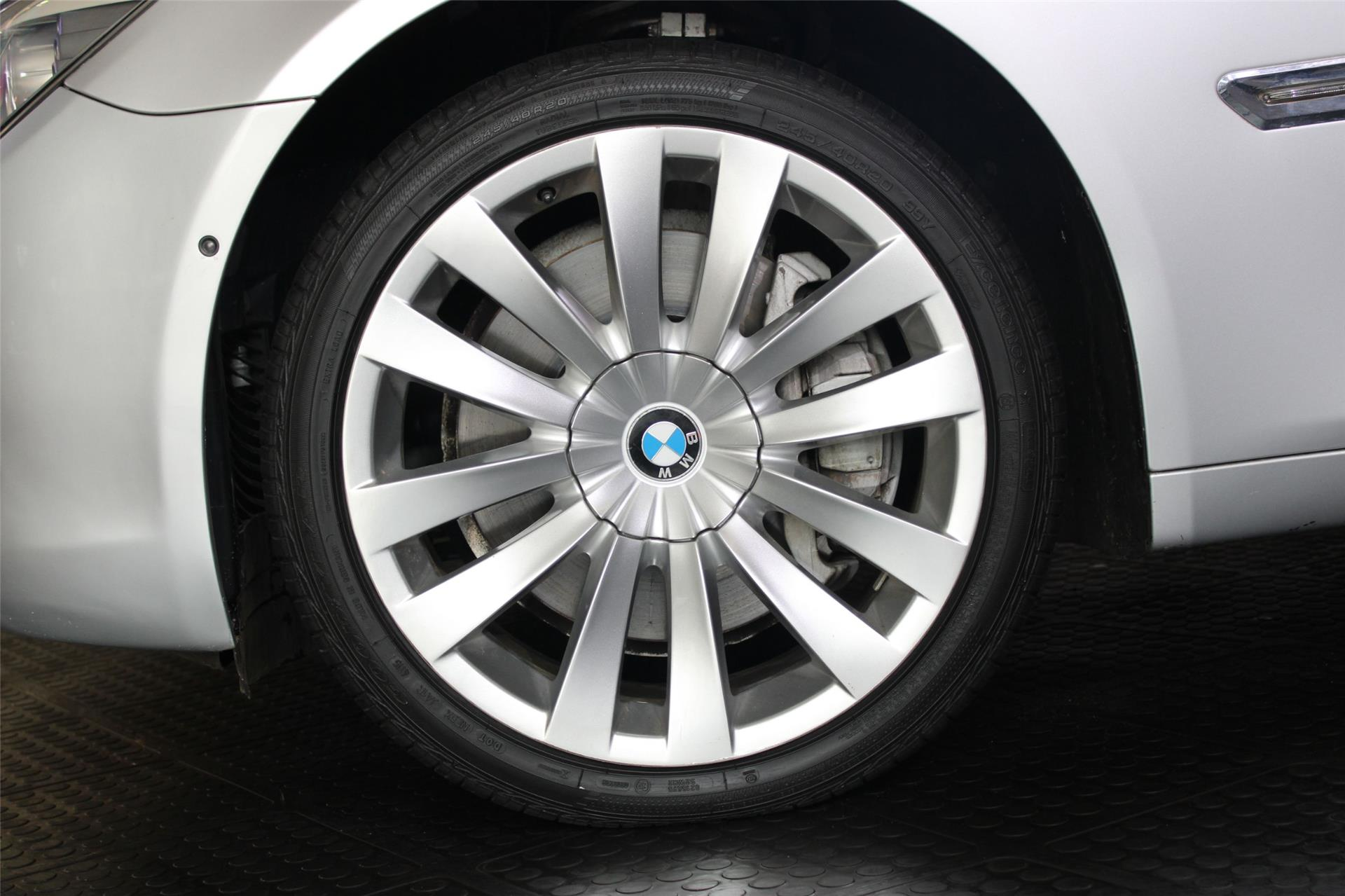 BMW 7 Series 750Li Innovations
