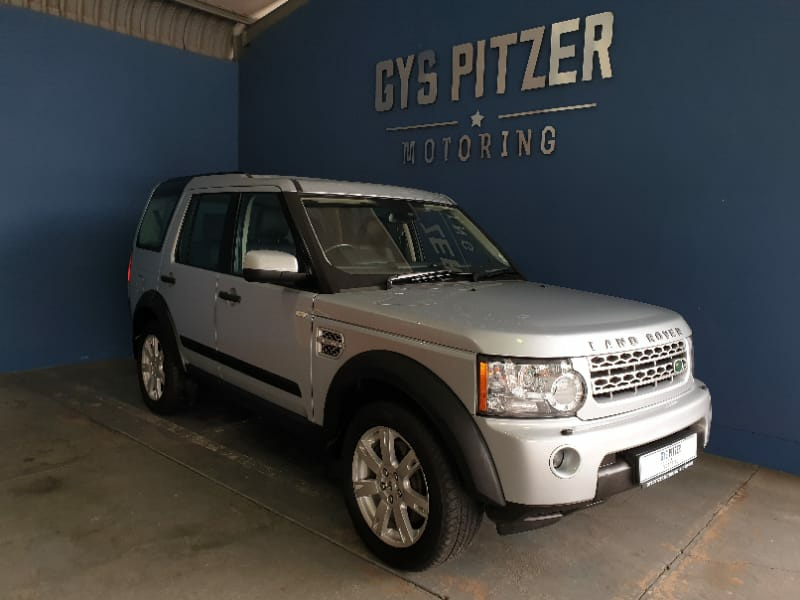 Land Rover Discovery 4 3.0 2009