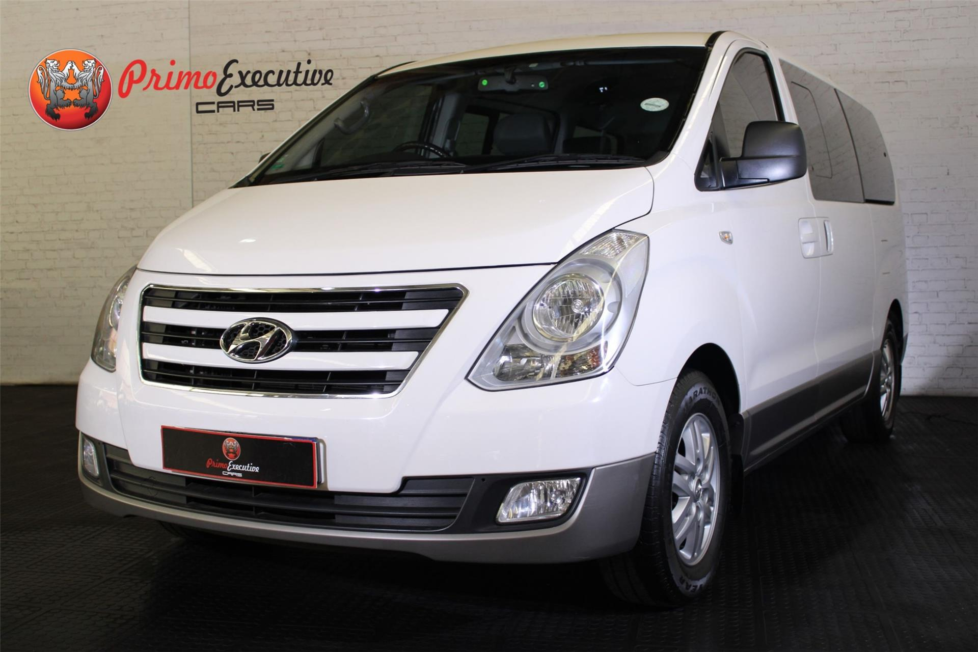 Hyundai H1 Panel Van 2.5CRDi panel van