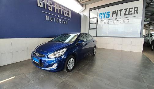 Hyundai Accent 1.6 2015
