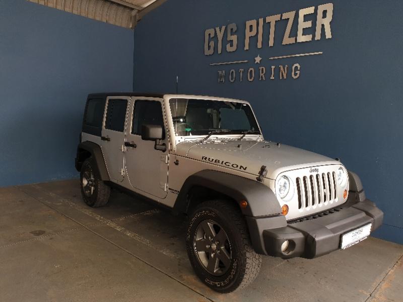 Jeep Wrangler 3.8 2011