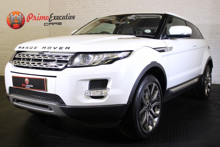 Land Rover Range Rover Evoque coupe Si4 Dynamic