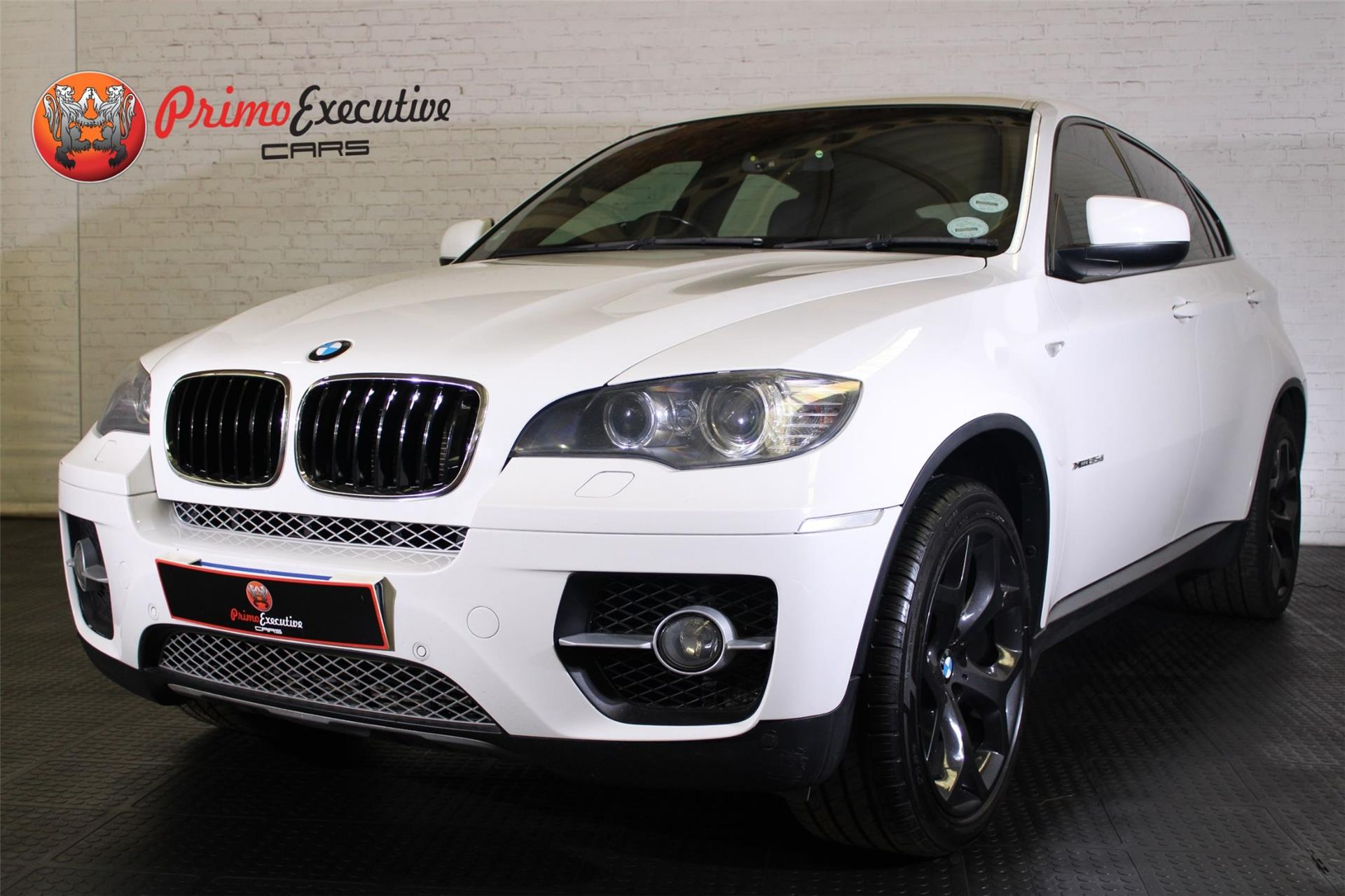 BMW X6 Xdrive35d Steptronic