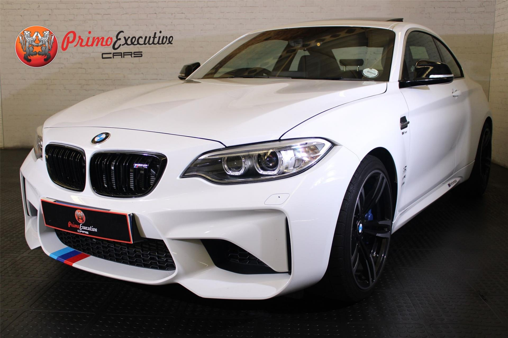 BMW M2 coupe M-DCT