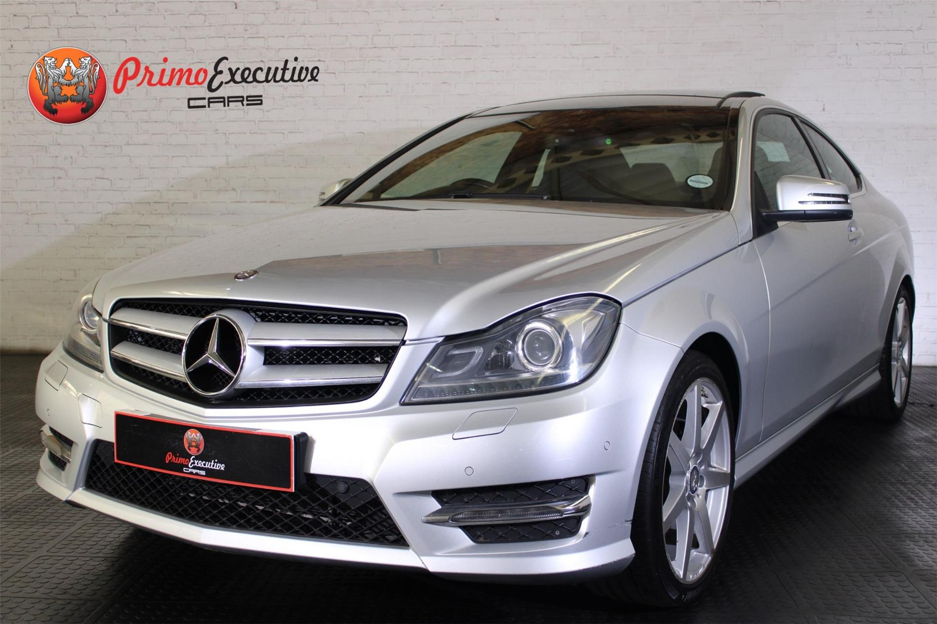 Mercedes-Benz C350 BlueEfficiency coupe AMG Sports