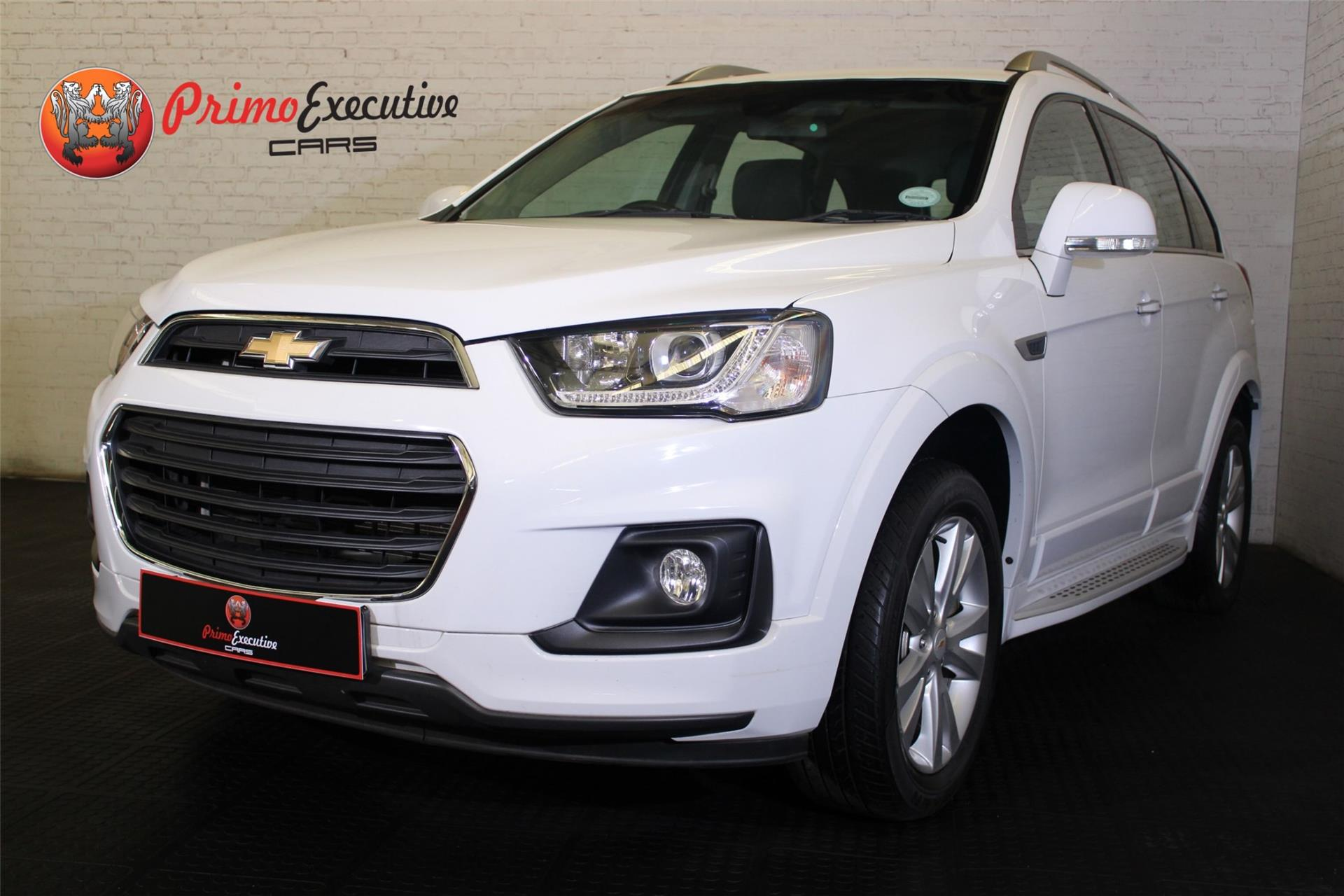 Chevrolet Captiva 2.2D LT
