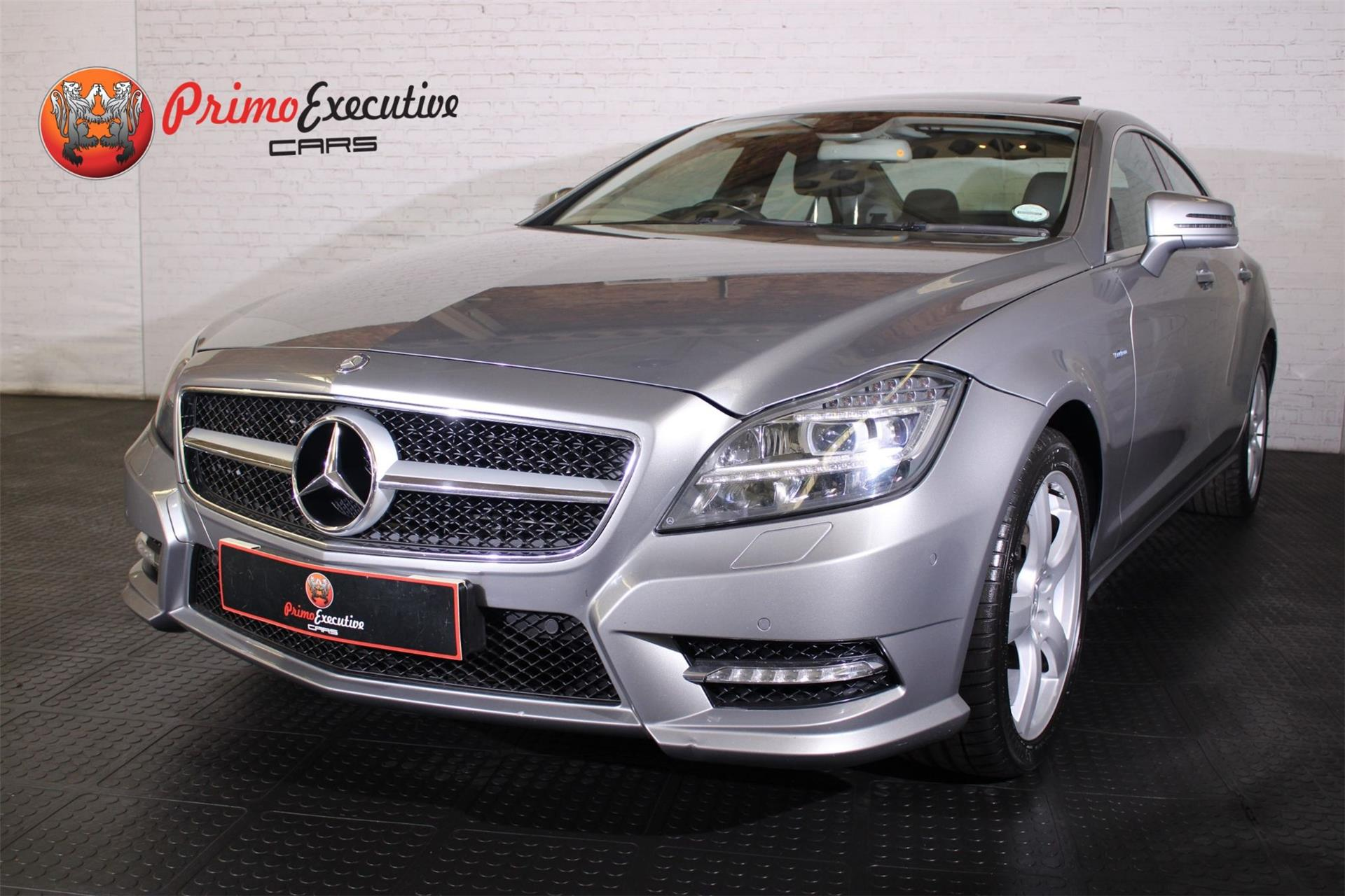 Mercedes-Benz CLS500 BlueEfficiency