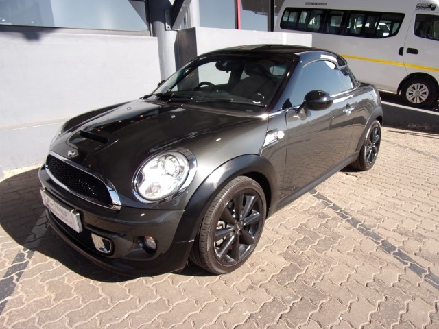 MINI Cooper Coupe 2014