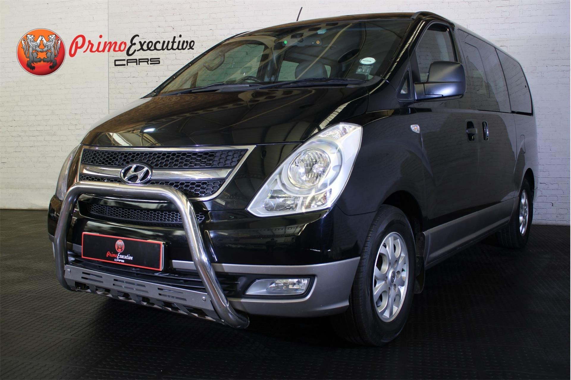 Hyundai H-1 2.5CRDi wagon GLS