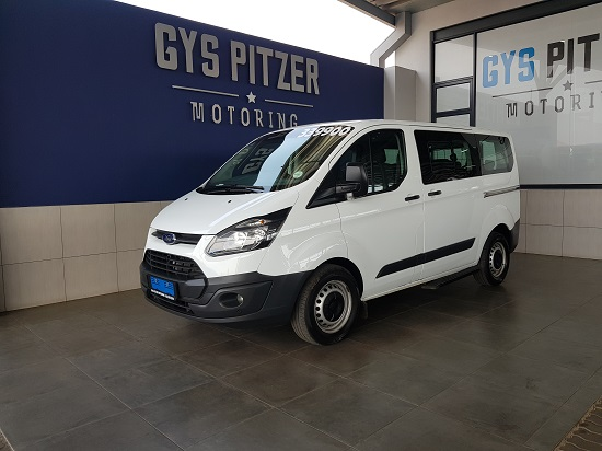 FORD TOURNEO 2.2TDCi 2018