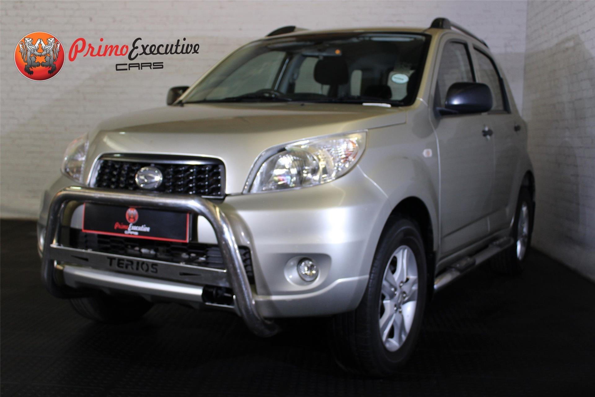 Daihatsu Terios 1.5 SWB (5 seater) 4x2