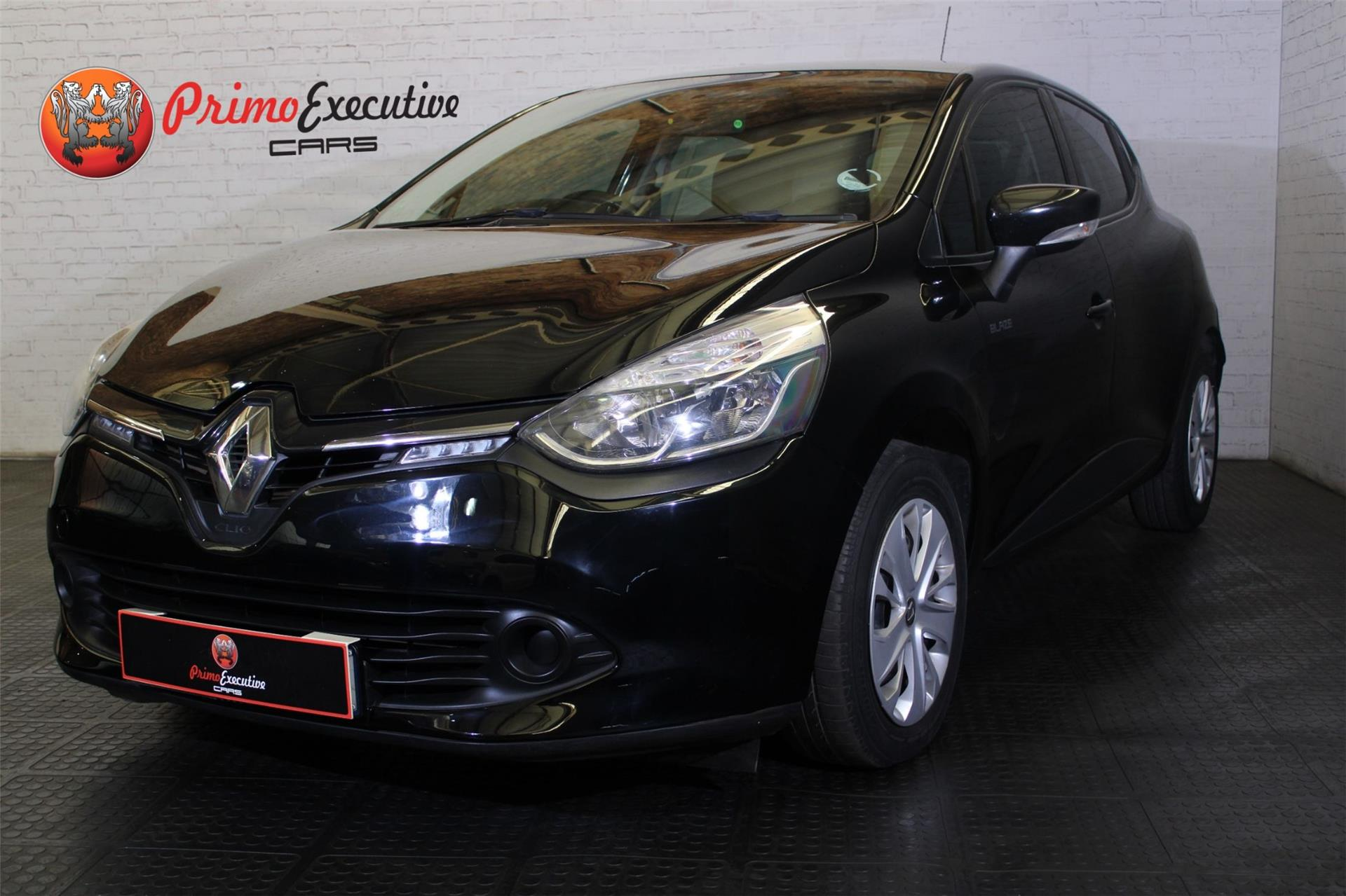 Renault Clio 66kW turbo Blaze