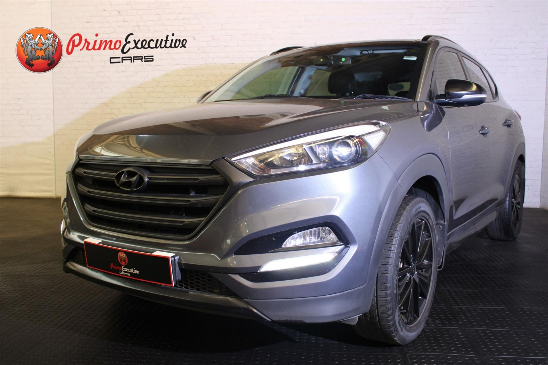 Hyundai Tucson 2.0 Elite AT