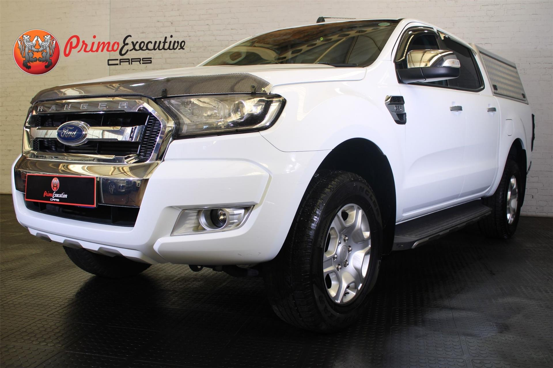 Ford Ranger 3.2 double cab Hi-Rider XLT auto