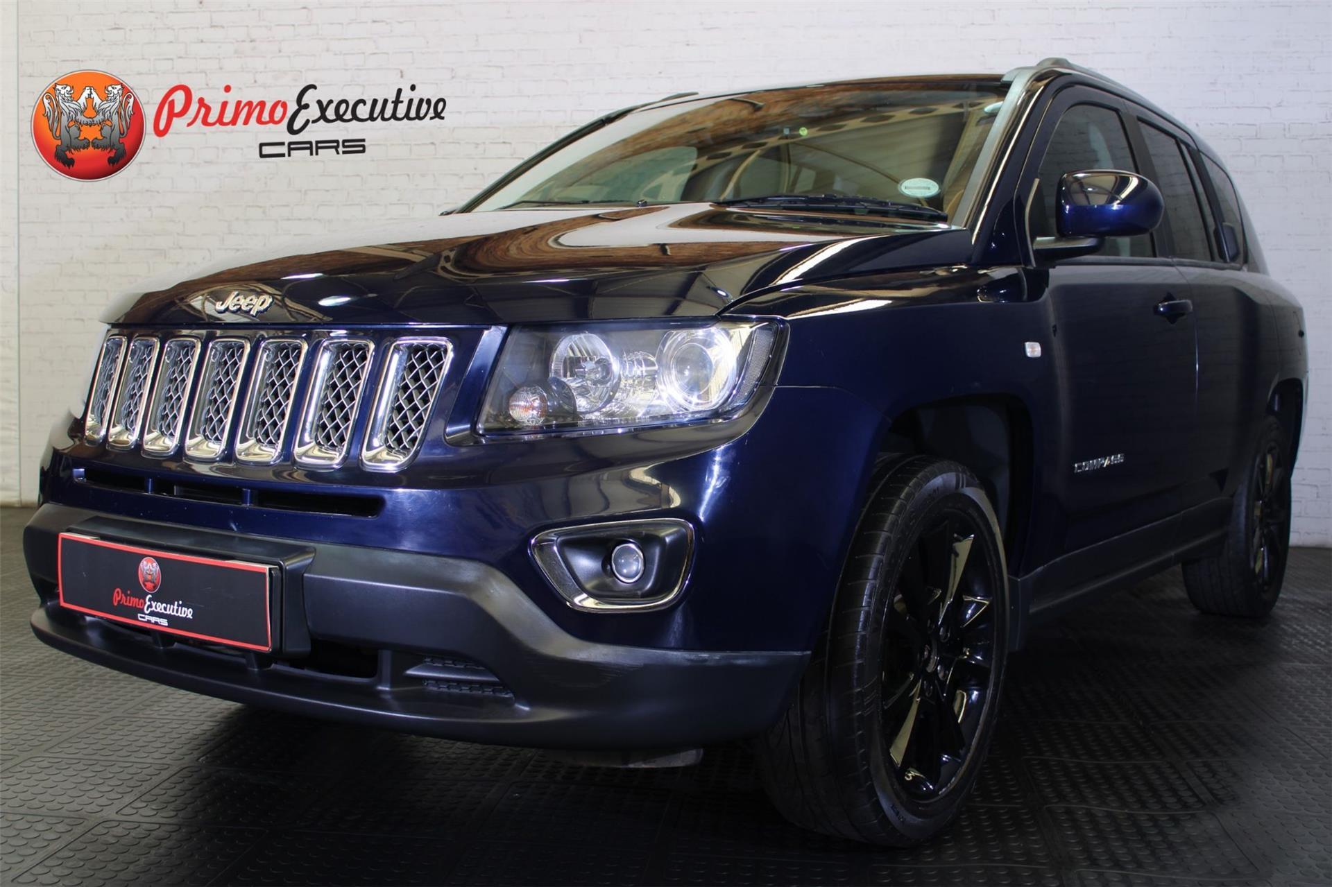 Jeep Compass 2.0L Limited CVT