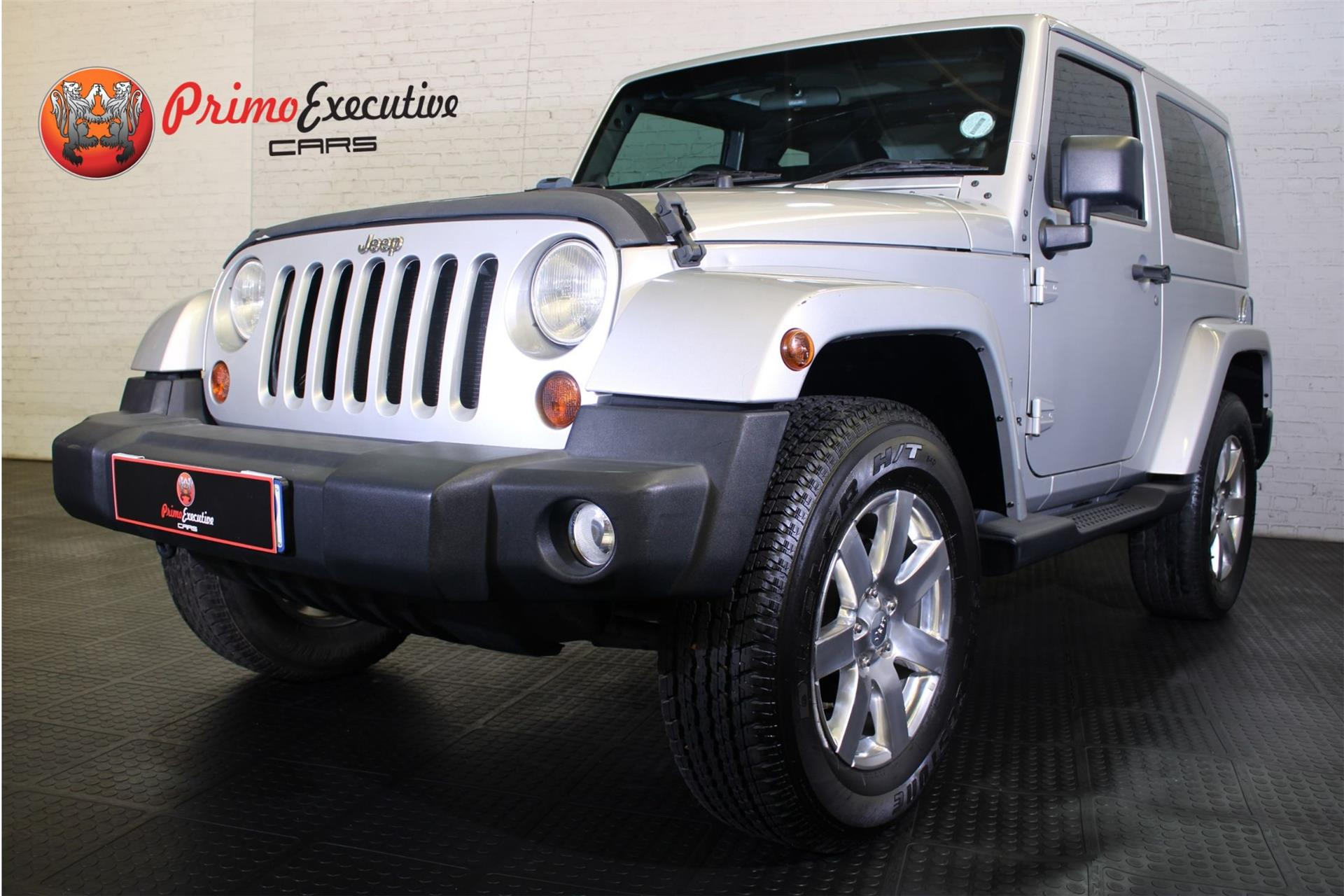 Jeep Wrangler 3.8 Unlimited Sahara Auto