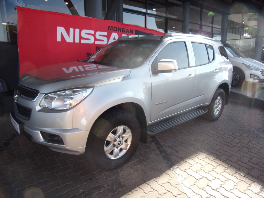 Chevrolet Trailblazer 2.5 2014