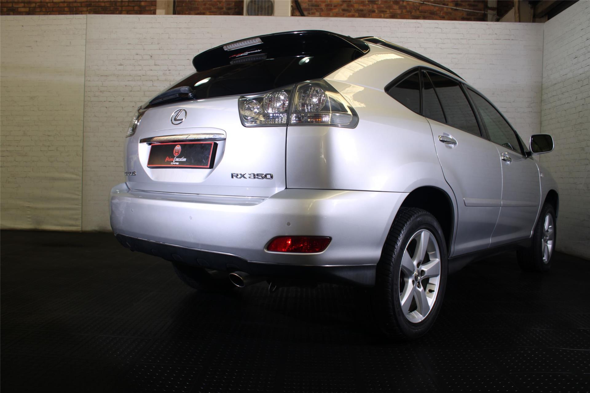 Lexus RX 350 XE